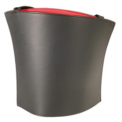 Olbrish Black Calf Curve to Fit Close To The Body. Smartphone Pocket. JZ-1144