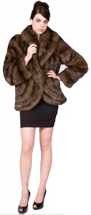Sable jacket - Item # LU0038