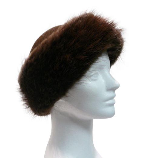 Beaver cuff hat - Item # AC0086