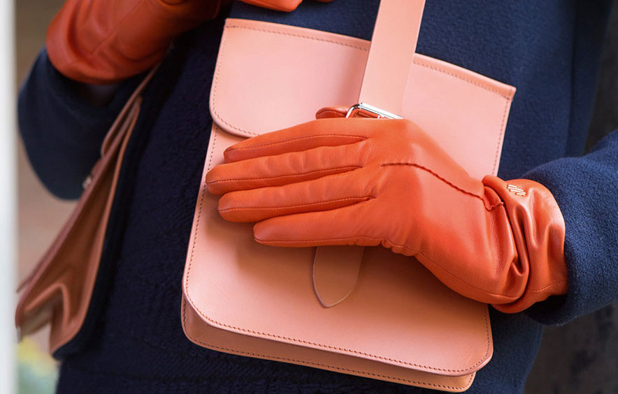 Hamerli Gloves - Orange