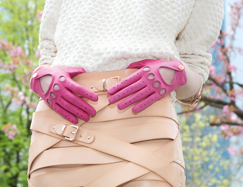 Hamerli Gloves - Pink